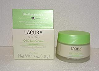 Lacura Anti Wrinkle Face Q10 Day Cream 1.7oz 50ml (Made in Germany)