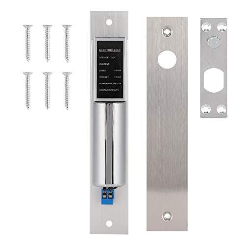 Ichiias Mit einschaltbarem Türverriegelungssystem, elektrischem Riegel, Umweltschutz aus Aluminiumlegierung für Wohnungen Glastüren Home Hotels