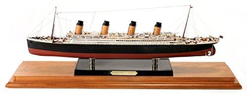 Hasegawa min113201: 350Escala Deluxe Titanic con Foto Grabado Partes Minecraft Modelo Kit