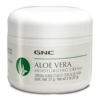 GNC Aloe Vera Moisturizing Cream 2 OZ