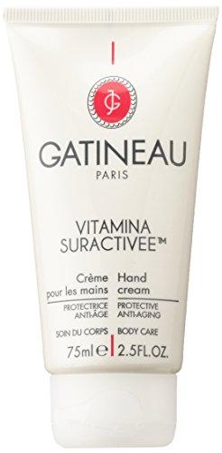 GATINEAU - 080475 - Essentiels Corps - Crème pour Les Mains Vitamina Suractivée - Tube 75 ml
