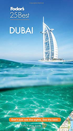 Fodor's Dubai 25 Best (Full-color Travel Guide)