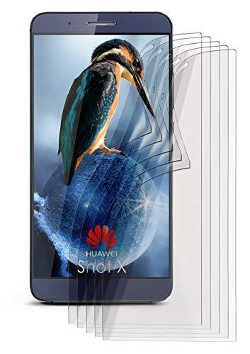 MoEx® Matte Anti Reflex Bildschirmschutzfolie passend für Huawei ShotX | Gegen Reflexionen und Fett-Finger - Entspiegelt