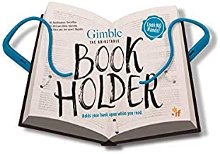 gimble traveler book holder
