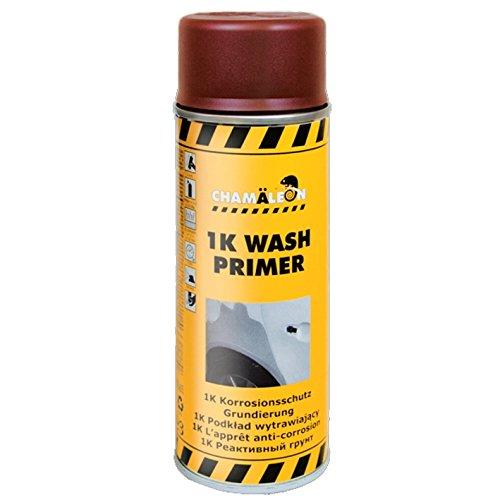 Chamäleon Etch Primer WASHPRIMER 1K Spray 1 x 400ml KORROSIONSSCHUTZ Säureprimer GRUNDIERUNG
