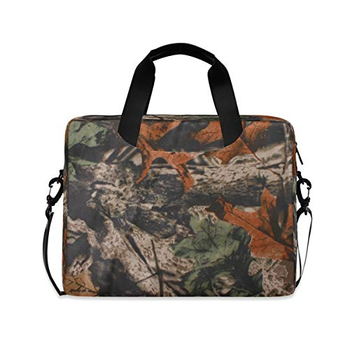 Laptoptasche Forest Tree Camouflage...