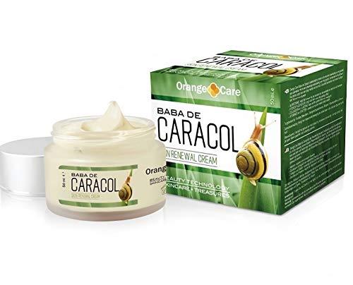 Orange Care Crème Escargot Régénératrice de Peau - 50 Ml