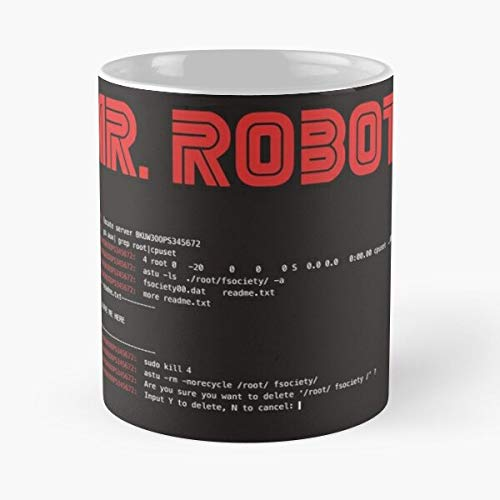 Ro-bot Classic Mug Best Gift 110z For Your Friends
