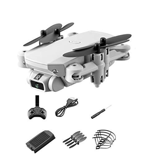 Eariy LSRC Mini Drohne mit 4K 1080P HD Kamera, Faltbare RC Drohnen WiFi 2.4G FPV RC Quadcopter,Live Übertragung Ferngesteuerte Drohne,KopflosModus,leicht zu tragen (G)