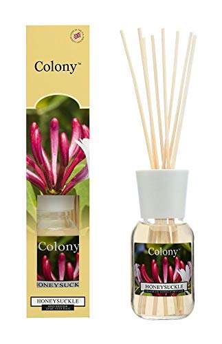 Colony Reed Diffuser Honeysuckle, 120 ml