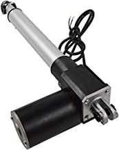 """Heavy Duty Linear Actuator Snow Blower 4/"""" inch Stroke 225 Pound Max Lift DC 12v"""