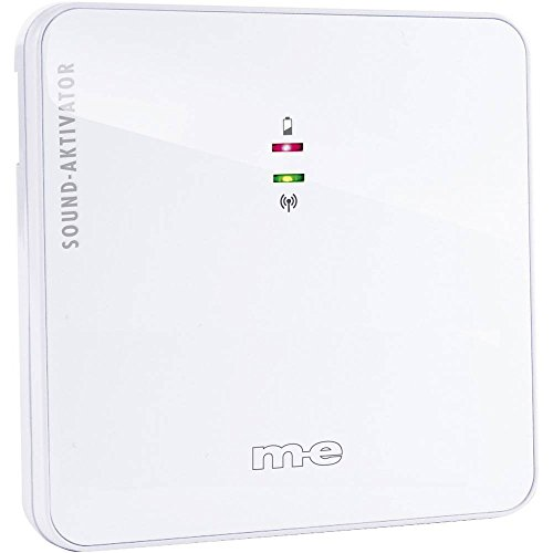 m-e modern-electronics 41021 Funkklingel Sender klangaktiv