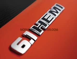 OEM Dodge Challenger 6.1 HEMI Badge Decal Emblem 68029274AA