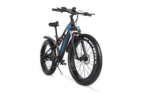 VOZCVOX Elektrofahrräder Ebike Mountainbike, 26