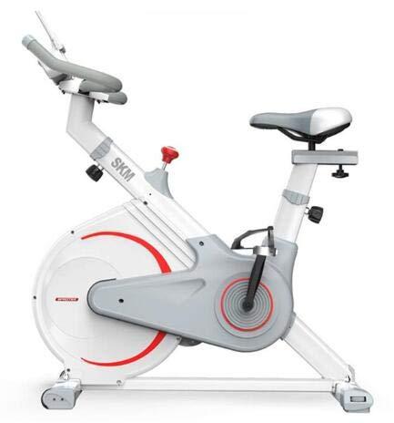 UKKD Bicicleta de ejercicio Indoor Cycling Spin Bike Flywheel Ejercicio Entrenamiento Inicio Gimnasio Bicicleta De Ciclo Estacionario Para El Hogar Gimnasio Cardio Fitness Entrenamiento