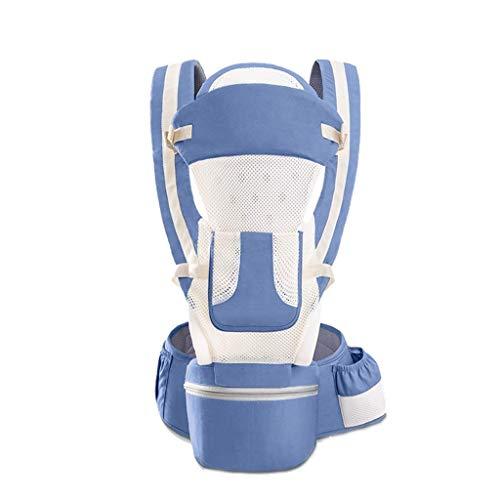 Bdesign Porta Bebé Posiciones Ajustables bebé Mochila ergonómica del Asiento Delantero Cuidado de la Cadera Parte Posterior del bebé del Portador for los niños del niño recién Nacido