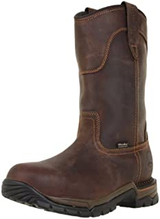 Irish Setter Men's 83906 Wellington Steel Toe Work Boot