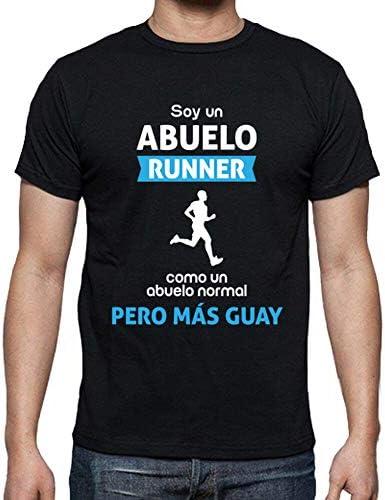 Camiseta Abuelo Runner para Hombre