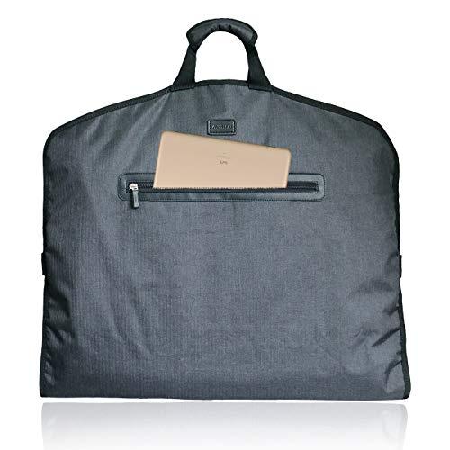 Premium Hanging Garment Bag, Carry on Garment Bag for Airline