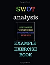 SWOT Analysis Example: Exercise Notebook for Performing SWOT Analysis