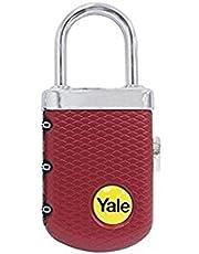 Yale YP3/31/123/1K şifreli kilit-seyahat