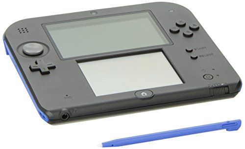 of nintendo handheld consoles Nintendo 2DS Handheld System with Mario Kart 7 - Electric Blue
