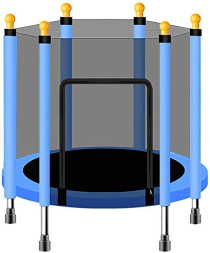 Yuany Trampoline Met Netten Voor Thuis En Kinderen, Indoor Riem Net, Voor Familie, Voor Baby's En Kinderen, Kleine Trampoline Voor Volwassenen, Fitness, Springen, Veiligheid En Milieubescherming