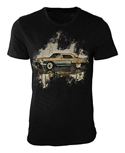 Cadillac Eldorado T-Shirt stilvolles Designershirt von Paul Sinus