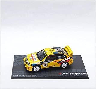 Coches Rally IXO 1:43 1/43 Seat Cordoba Tony Gardemeister 1999 Ixo RAL024