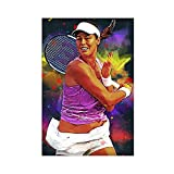 The Great Tennis Star Ana Ivanovic Sports Legend Poster 1