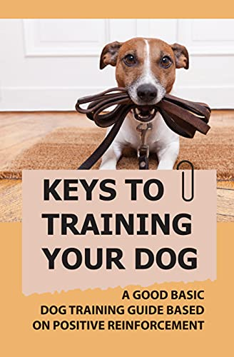 Keys To Training Your Dog: A Good Basic Dog Training Guide Based On Positive Reinforcement: How To Make Your Dog Accountable (English Edition)