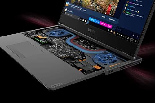 Lenovo Legion Y540 9th Gen Intel Core i5 15.6 inch FHD Gaming Laptop (8GB/1TB HDD+256GB SSD/Windows 10/NVIDIA GTX 1650 4GB/Black/2.3Kg), 81SY00TGIN