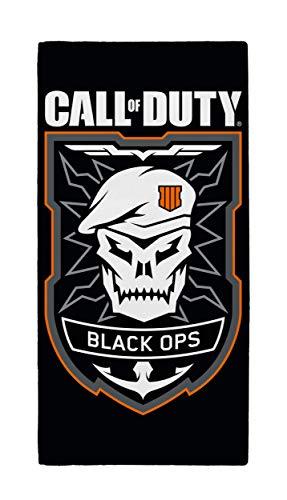 Toalla 140x70  marca Call of Duty