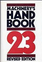 Machinery's Handbook 23 Revised Edition