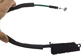 MAYINGXUE Originele pasvorm voor HYUNDAI IX35 Inner gesp Hand-drawn Deurslot Handvat Trek Kabel TUCSON (Color : Rear left)