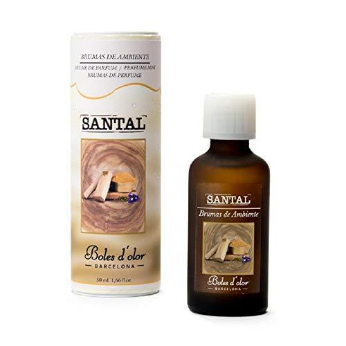 BOLES D'OLOR Ambients Bruma 50 ml. Santal