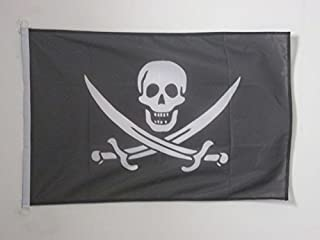 Pirate Flag 5x3 Skull Black Widow Spider Fantasy Flag
