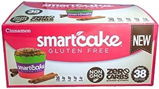 CINNAMON SMARTCAKE: Gluten Free, Sugar Free and Starch Free (8 x 2-packs)