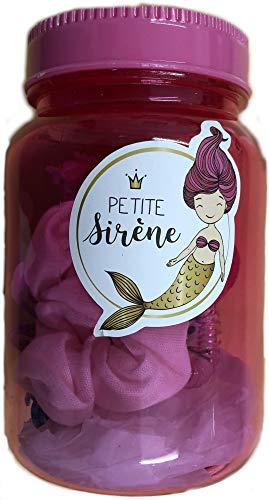 Mason Jar spécial cheveux Sirène