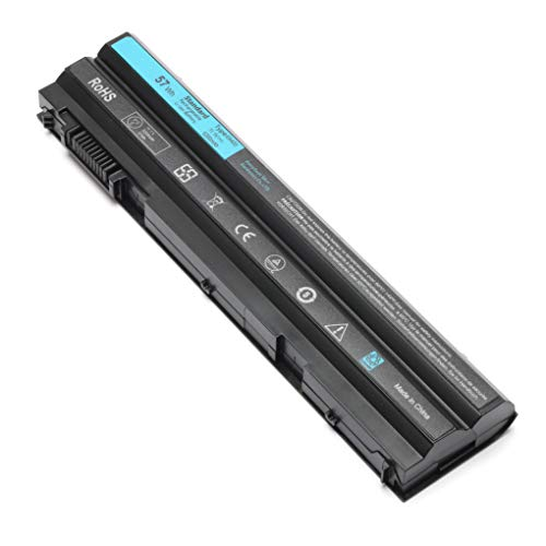 6cell T54FJ New Laptop Battery for Dell Latitude E5420 E5520 E6420 E6430 E6520 E6530 Compatible P/N: M5Y0X 312-1163 312-1325 HCJWT 7FJ92 T54F3 8858X P8TC7 P9TJ0 R48V3