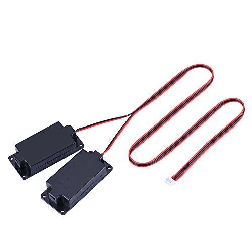 1 Paar 5 W 8 ohm TV Speaker, 70 mm x 30 mm Stereo TV Speaker Vervanging Upgrade luidspreker Geluid Versterker voor TV Notebook Tablet PC