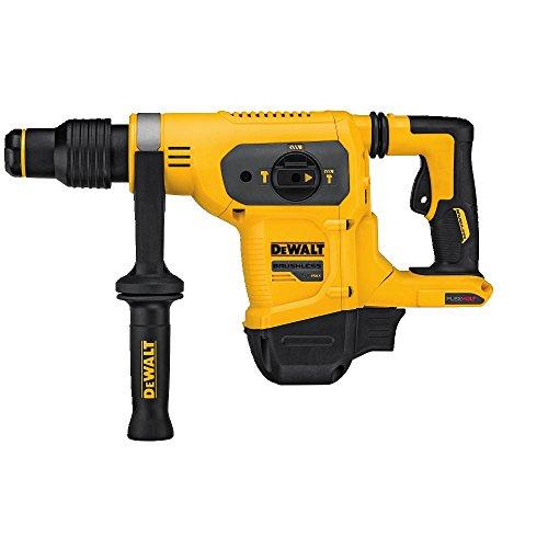 DEWALT FLEXVOLT 60V MAX Rotary Hammer/Drill Combination, SDS MAX, 1-9/16-Inch, Tool Only (DCH481B)