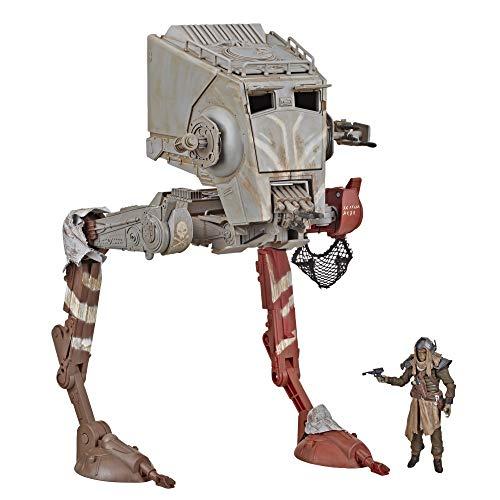 Hasbro Star Wars The Vintage Collection The Mandalorian at-ST Raider Fahrzeug mit Figur, Spielzeug für Kids ab 4 Jahren
