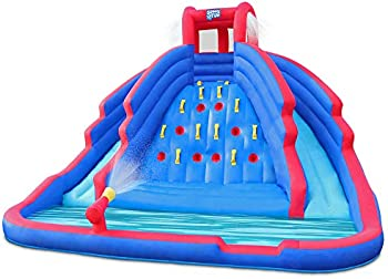 Deluxe Inflatable Water Slide Park