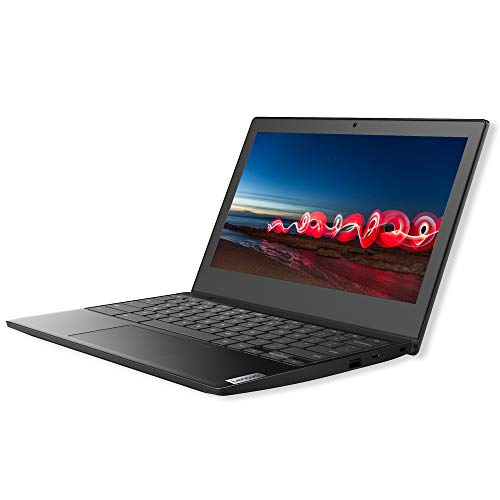Lenovo IdeaPad 3 11.6 Inch HD Chromebook - (Intel Celeron, 4 GB RAM, 32 GB eMMC, Chrome OS) - Onyx Black