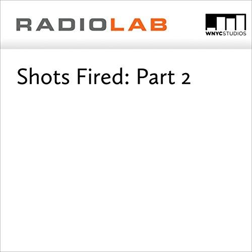 Shots Fired: Part 2 audiobook cover art