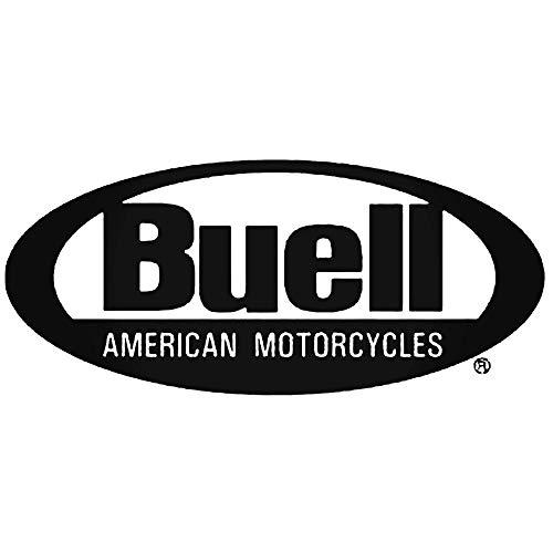 SUPERSTICKI Buell American Motorcycles ca 20cm Motorrad Aufkleber Bike Auto Racing Tuning aus Hochleistungsfolie Aufkleber Autoaufkleber Tuningaufkleber Hochleistungsfolie für alle glatten