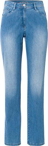 BRAX Damen Style Carola Sport Jeans, Used Light Blue, 31W / 32L