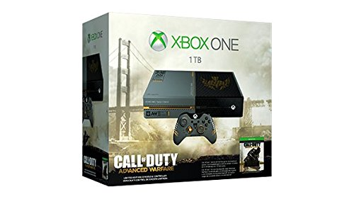 Xbox One 1TB Call of Duty Advanced Warfare Bundle