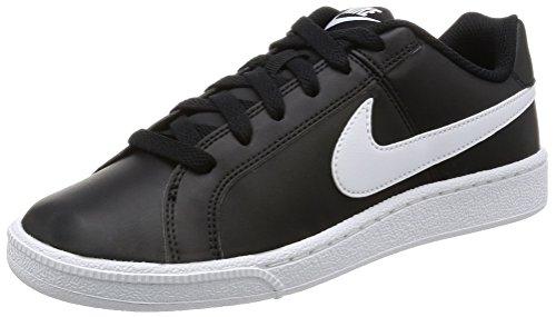 Nike Wmns Court Royale SL, Zapatillas Deportivas para Mujer, Black/White